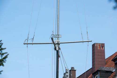 Universal Mast 15m