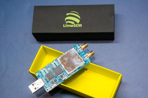 LimeSDR unpacked