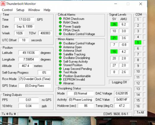 MoniSoft auf dem PC