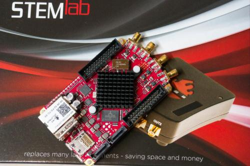 STEMlab / RedPitaya 122.8 - 16 Bit